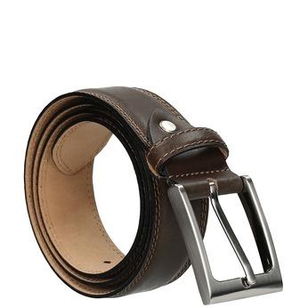 Męski pasek bata, brązowy, 954-4828 - 13