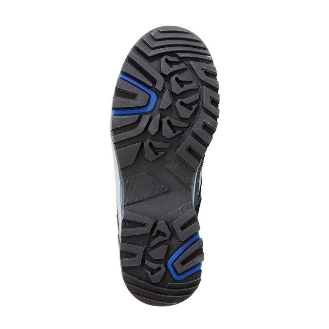 Skórzane buty Outdoor north-star, niebieski, 543-9208 - 26