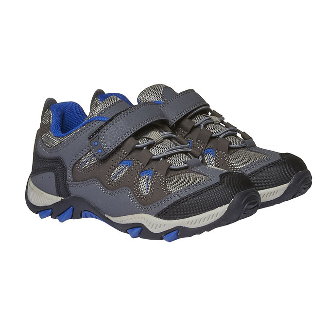 Dziecięce buty sportowe mini-b, szary, 311-2218 - 26