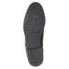 Chelsea boots ze skóry bata, brązowy, 596-4606 - 26