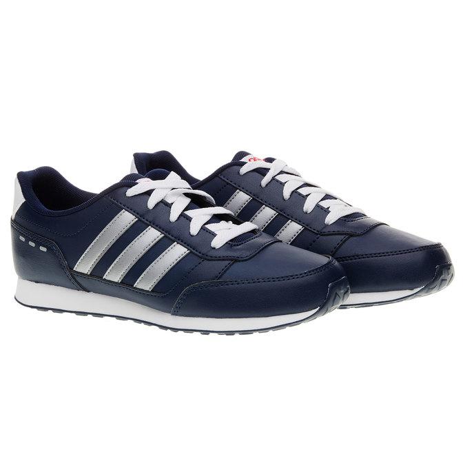 Tenisówki damskie adidas, niebieski, 401-9137 - 26