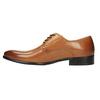 Brązowe angielki ze skóry bata, brązowy, 824-3648 - 26