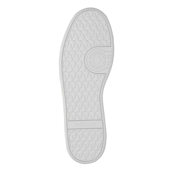 Męskie skórzane buty sportowe adidas, czarny, 803-6132 - 26