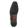Męskie skórzane półbuty bata, niebieski, 824-9669 - 26