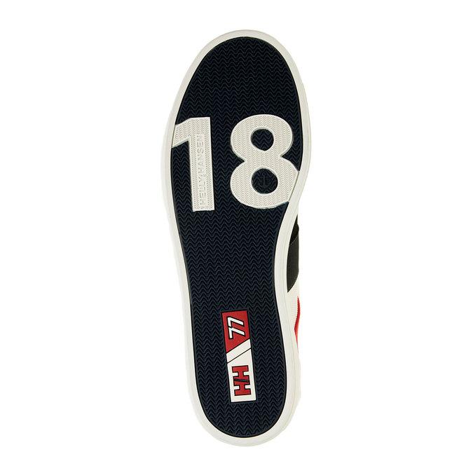 Skórzane buty sportowe na co dzień helly-hansen, czarny, 843-9006 - 26