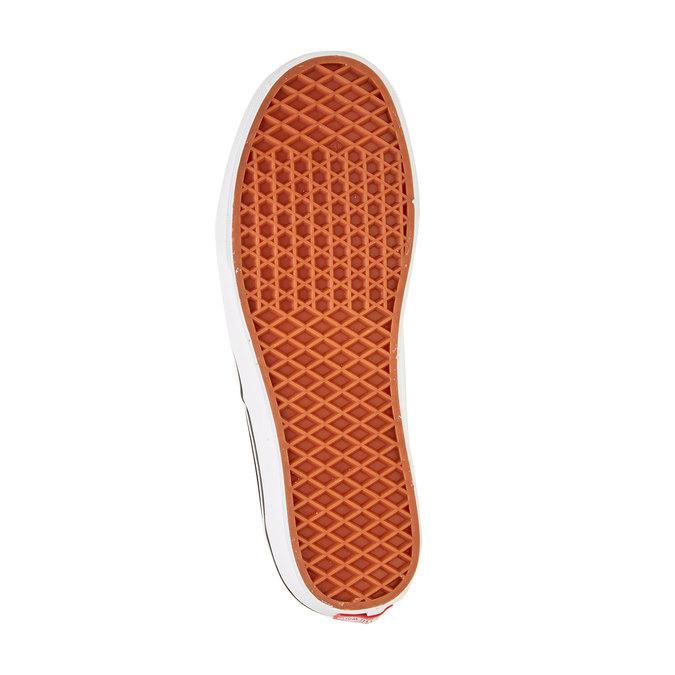 Męskie materiałowe tenisówki vans, czarny, 849-6020 - 26