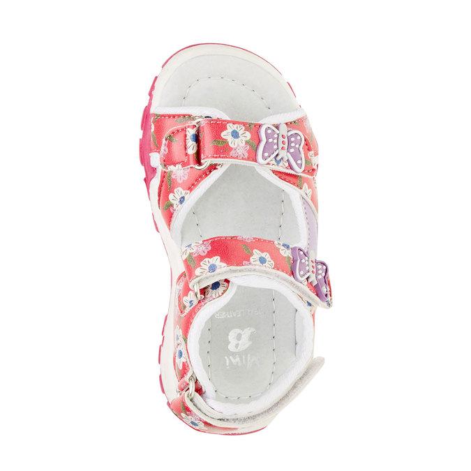 Sandały dziecięce mini-b, 261-0165 - 19