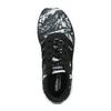 Trampki sportowe damskie z nadrukiem adidas, czarny, 509-6535 - 19