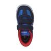 Buty dziecięce adidas, niebieski, 109-9168 - 19