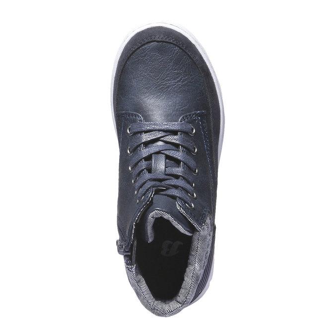 Kolorowe buty sportowe mini-b, niebieski, 391-9194 - 19