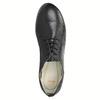 Damskie skórzane półbuty flexible, czarny, 524-6565 - 19