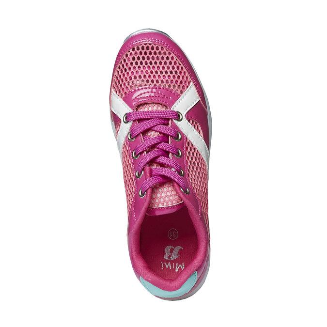 Dziewczęce buty sportowe mini-b, różowy, 329-5175 - 19
