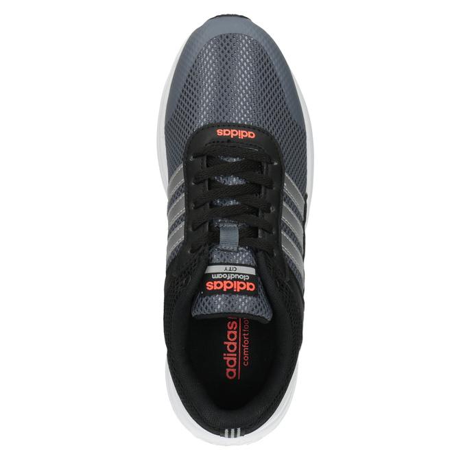 Dziecięce buty sportowe adidas, czarny, 409-6230 - 19
