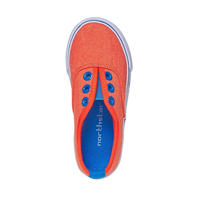 Dziecięce buty Slip on mini-b, pomarańczowy, 219-4150 - 19