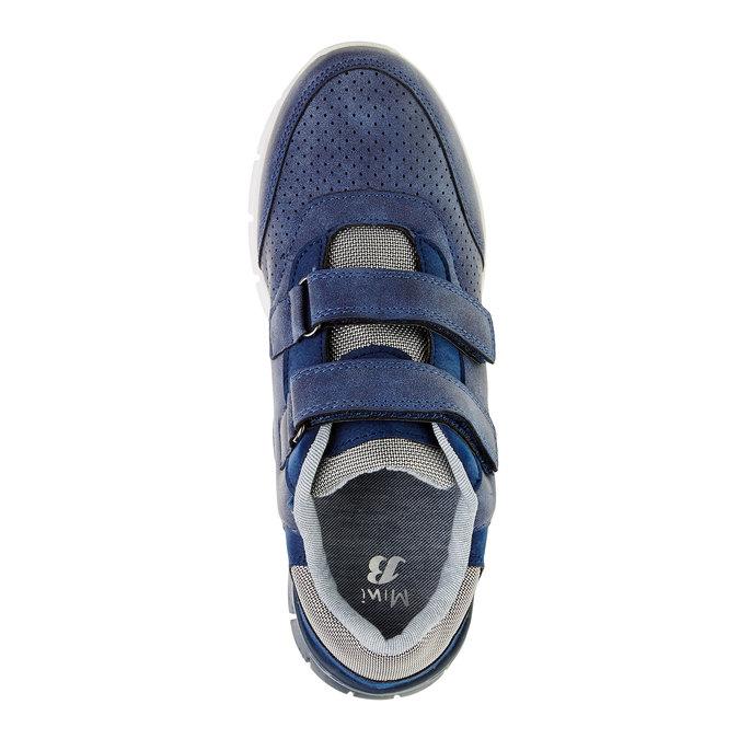 Dziecięce buty sportowe mini-b, niebieski, 311-9192 - 19