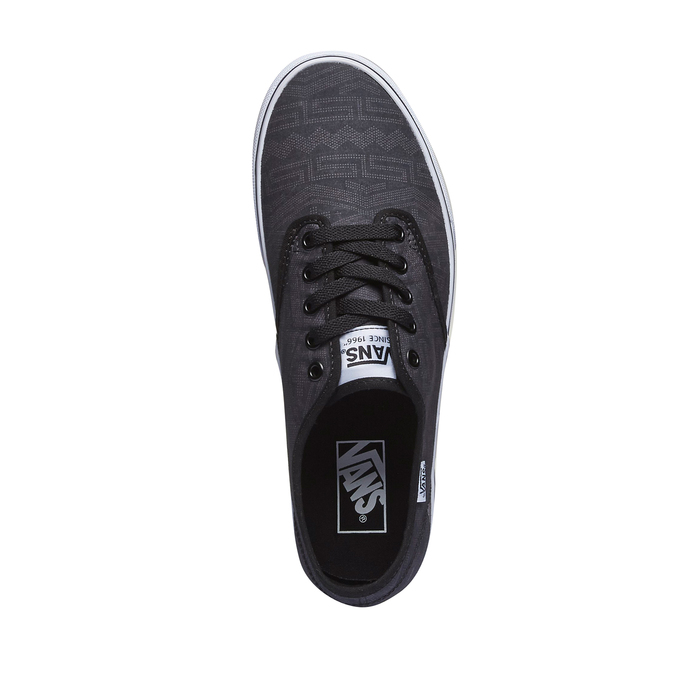 Mężczyzna Sneakers vans, czarny, 889-6200 - 19