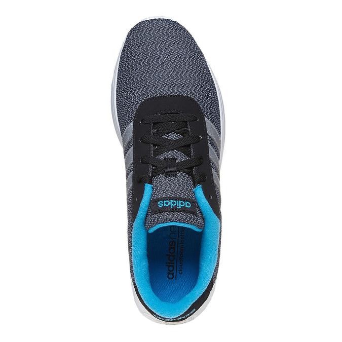 Męskie buty w sportowym stylu adidas, czarny, 809-6182 - 19