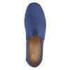 Niebieskie slip on męskie toms, niebieski, 819-9006 - 19