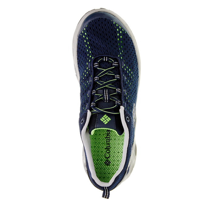Męskie buty sportowe columbia, niebieski, 849-9027 - 19
