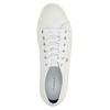 Męskie buty sportowe w codziennym stylu gant, biały, 849-1020 - 19