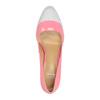 Różowe czółenka w sportowym fasonie bata, różowy, 726-5630 - 19