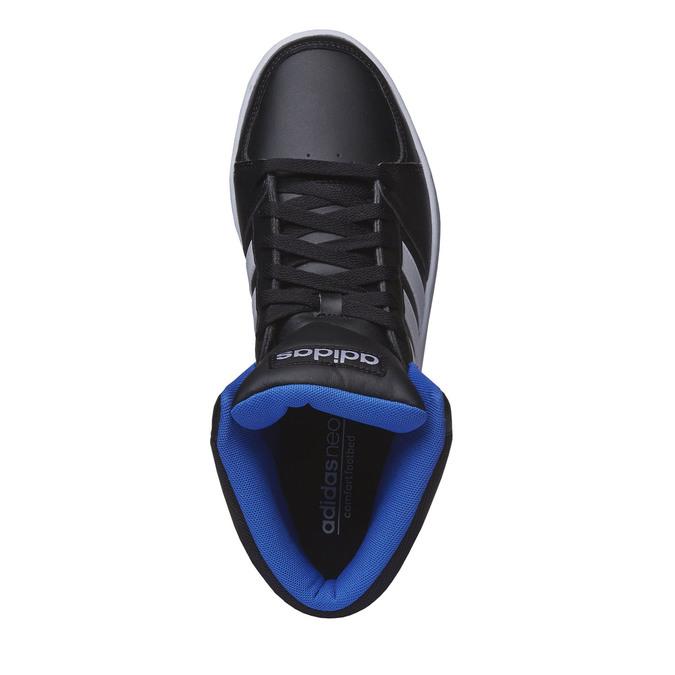 Męskie buty sportowe do kostki adidas, czarny, 801-6140 - 19