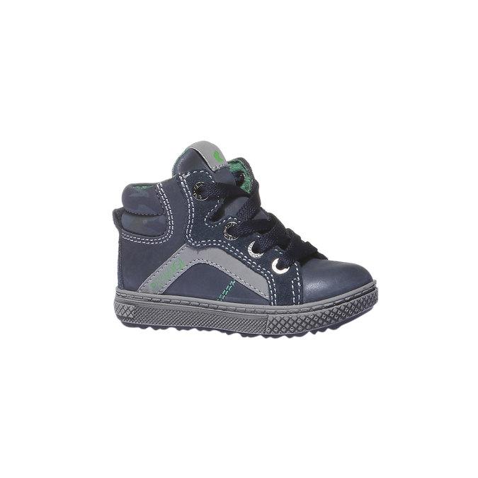 Buty dziecięce primigi, niebieski, 114-9133 - 13