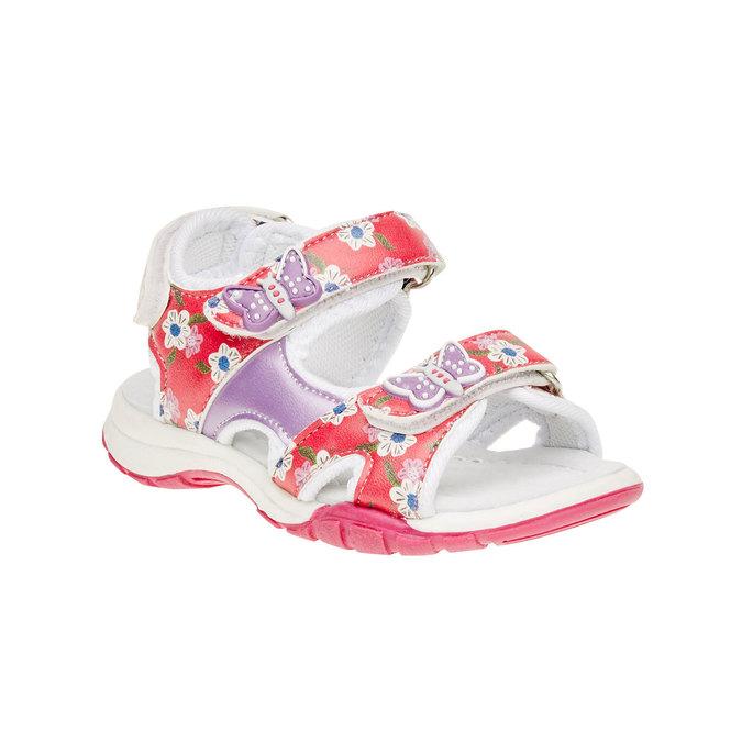 Sandały dziecięce mini-b, 261-0165 - 13