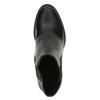 Botki na obcasie z elastycznymi bokami bata, czarny, 791-6604 - 19