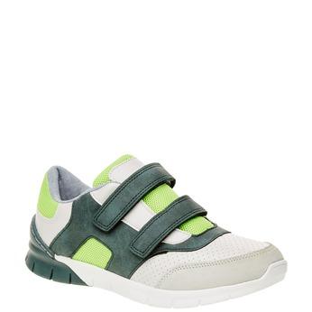 Dziecięce buty sportowe mini-b, zielony, 311-7192 - 13