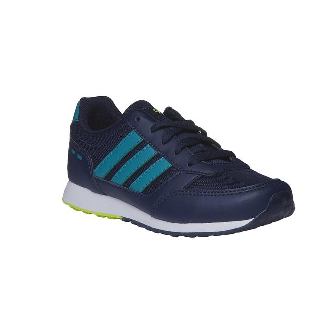 Dziecięce buty sportowe adidas, niebieski, 409-9198 - 13