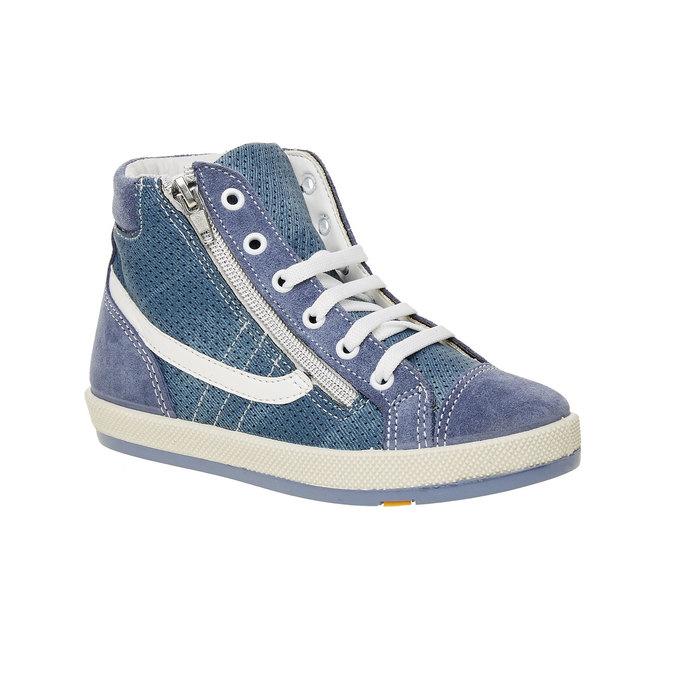 Dziecięce buty sportowe do kostki flexible, niebieski, 311-9194 - 13