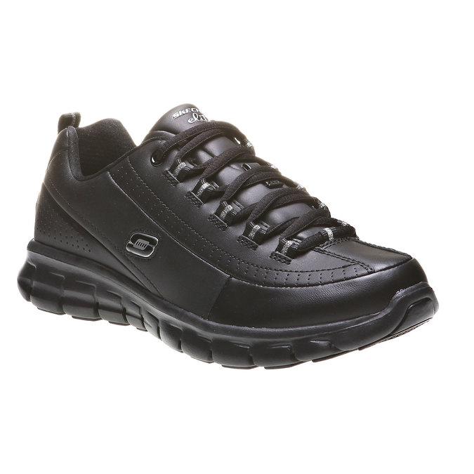 Damskie buty sportowe skecher, czarny, 504-6323 - 13