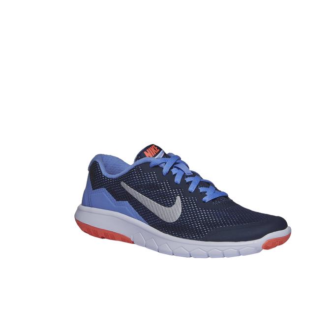 Sportowe trampki dziecięce nike, niebieski, 409-9118 - 13