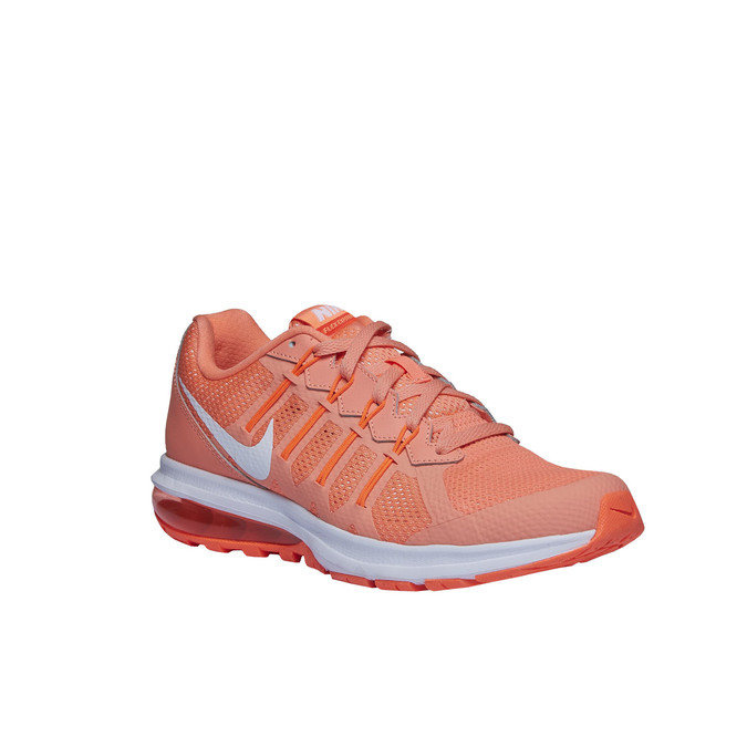 Damskie buty sportowe nike, pomarańczowy, 509-5675 - 13