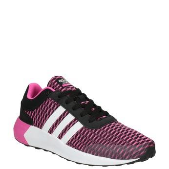 Damskie buty sportowe adidas, różowy, 509-5822 - 13