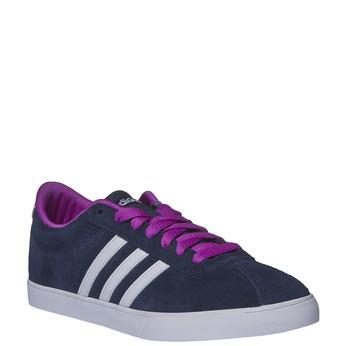 Skórzane buty sportowe na co dzień adidas, niebieski, 503-9685 - 13