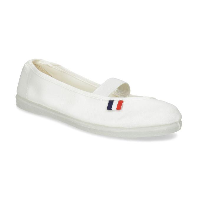 Tenisówki dziecięce bata, biały, 379-1001 - 13