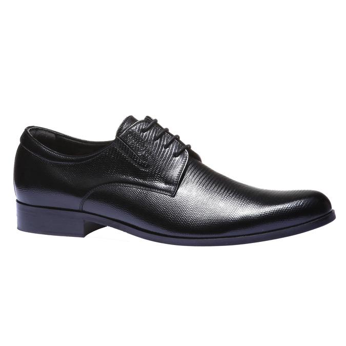 Półbuty Męskie bata, czarny, 824-6252 - 13