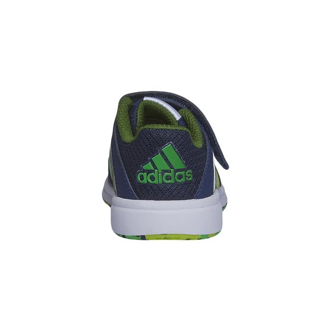 Dziecięce buty sportowe adidas, niebieski, 109-9164 - 17