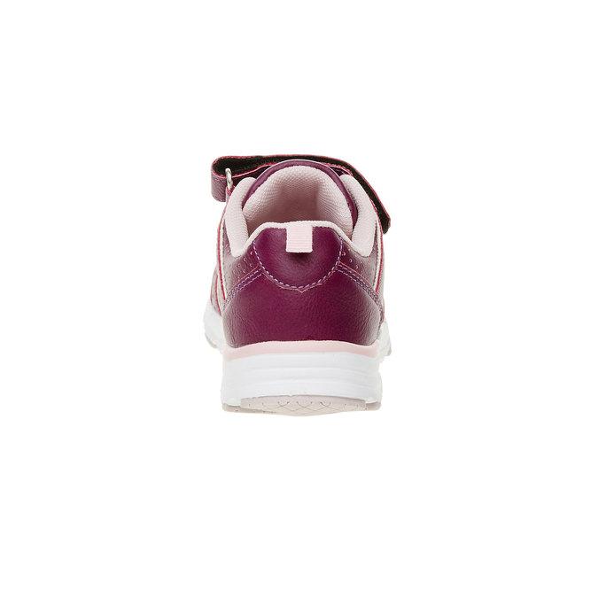 Dziewczęce buty sportowe mini-b, fioletowy, 321-9185 - 17
