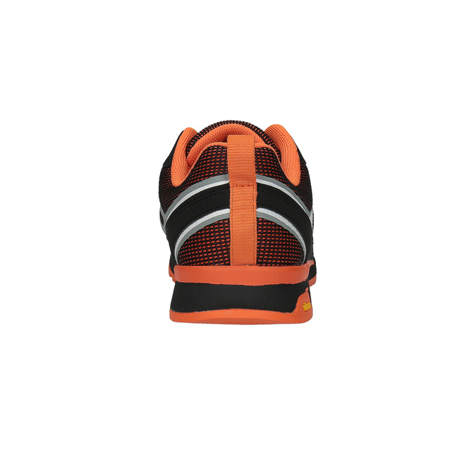 Obuwie robocze BRIGHT 021 S1P SRC bata-industrials, pomarańczowy, 849-5629 - 17