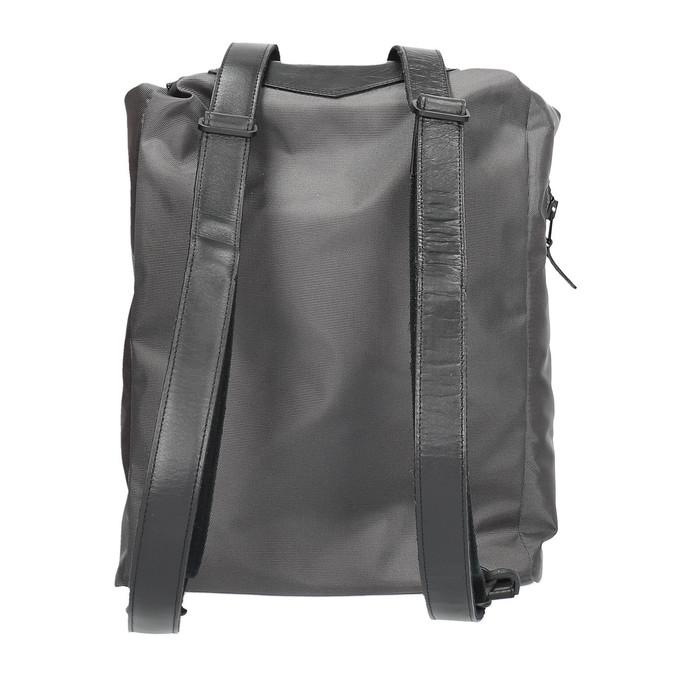 Szary plecak unisex royal-republiq, czarny, 964-6209 - 26