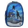 Plecak szkolny dla chłopców bagmaster, niebieski, 969-9608 - 19