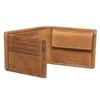 Męski skórzany portfel bata, brązowy, 944-3129 - 15