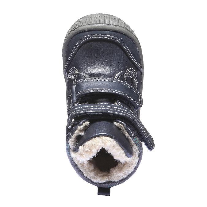 Buty dziecięce mini-b, niebieski, 111-9103 - 19
