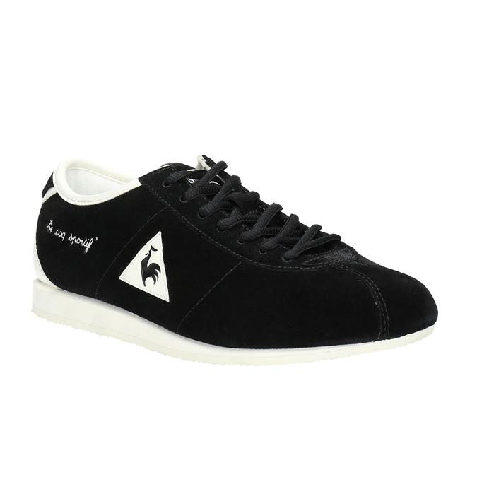 Czarne damskie buty sportowe le-coq-sportif, czarny, 503-6567 - 13