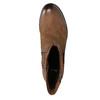 Botki damskie bata, brązowy, 696-4603 - 19