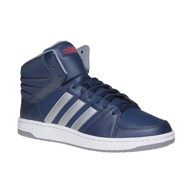 Męskie buty sportowe do kostki adidas, niebieski, 801-9240 - 13