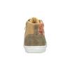 Trampki dziecięce za kostkę bubblegummer, brązowy, 211-3602 - 17